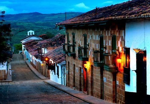 colombia beautiful places