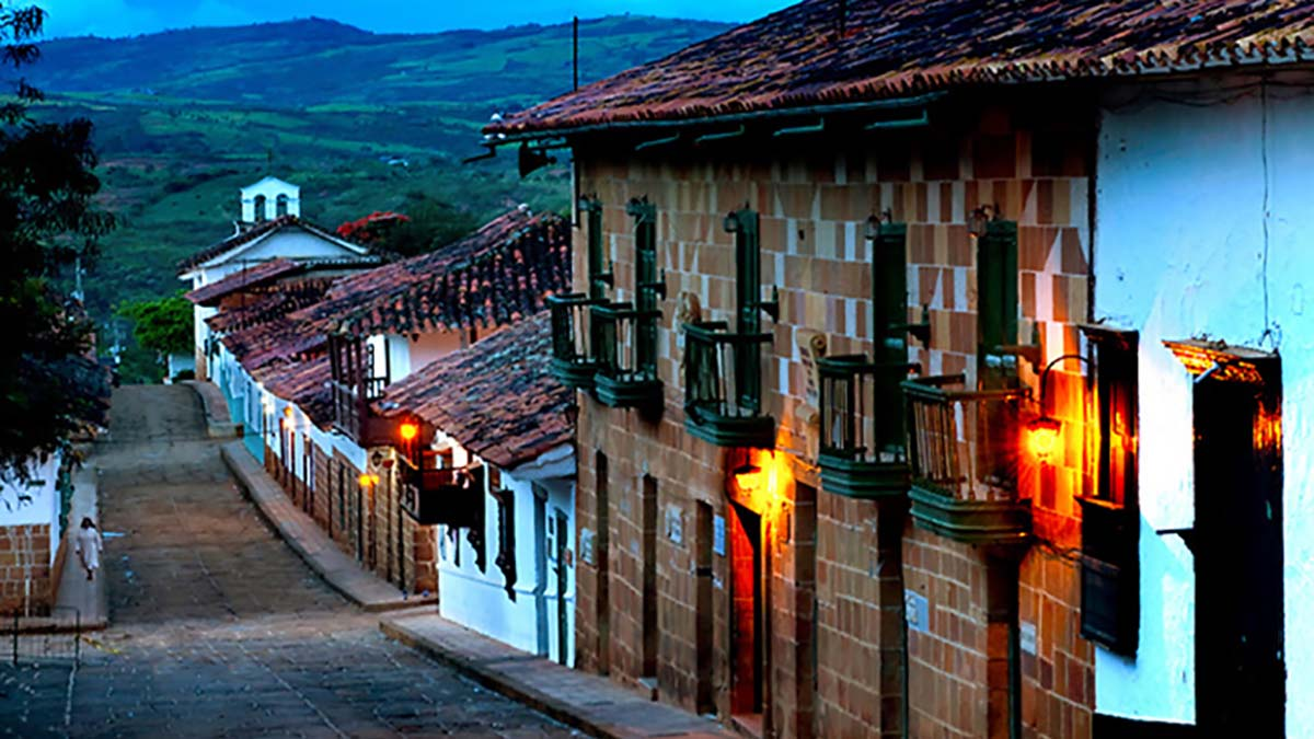 Unspoilt Colombian destinations