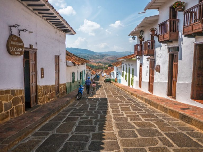 colombian towns