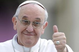 pope francis schedule