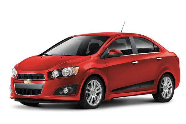 Chevrolet Sonic Colombia