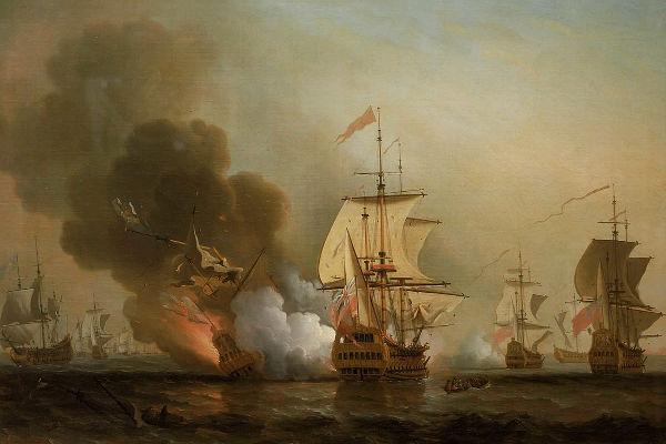 San Jose Treasure Galleon