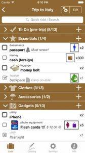 Packing Pro Travel App