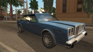 GTA San Andreas iOS game