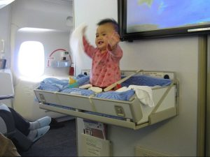 Airplane Bassinet