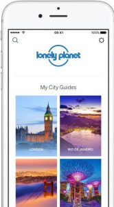 Lonely Planet Guide App