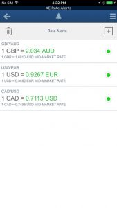 travel currency app