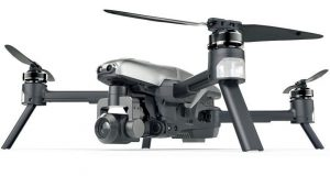 drone with 4k camera