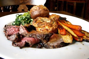 English Sunday Roast