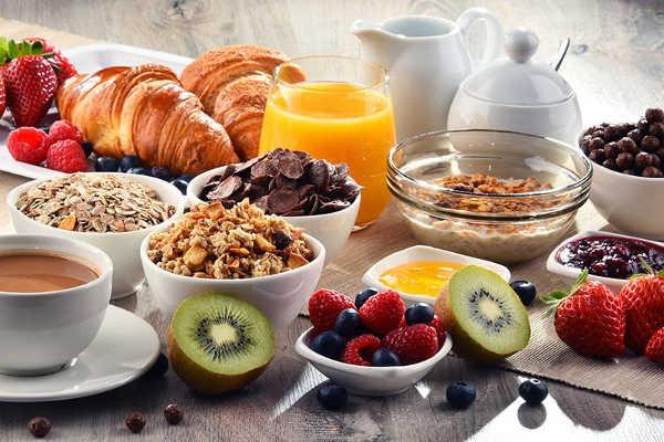 European Continental Breakfast