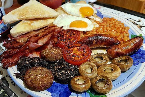 The Full Monty Breakfast