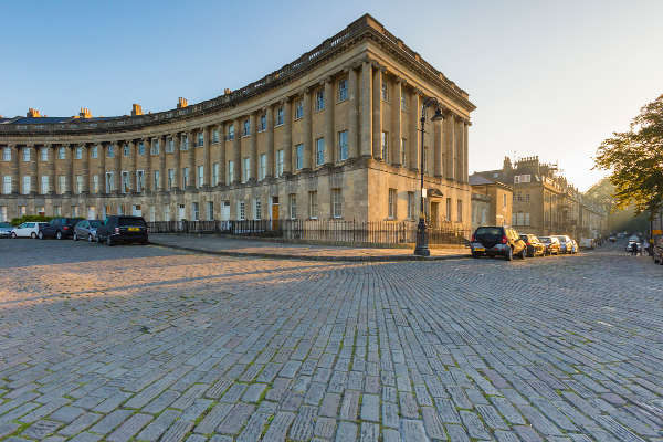 No.1 Royal Crescent Bath