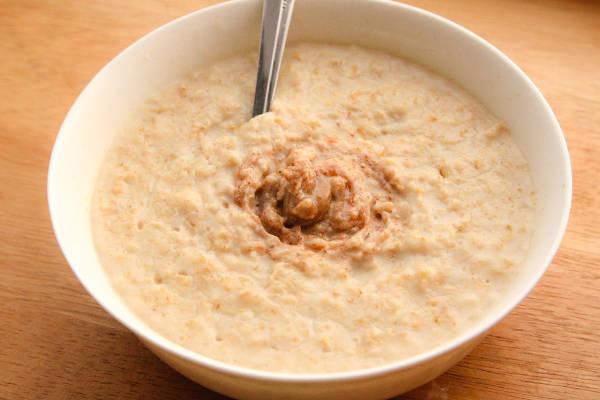 Porridge Oats Breakfast