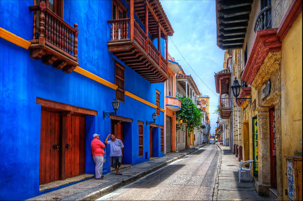 Cartagena De Indias; The Walled City