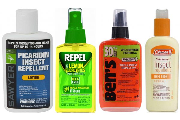 Best Mosquito Repellents